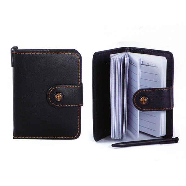 Σημειωματάριο τσέπης με στυλό