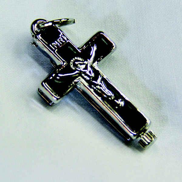 Φυλαχτό σταυρός ανοιγόμενος