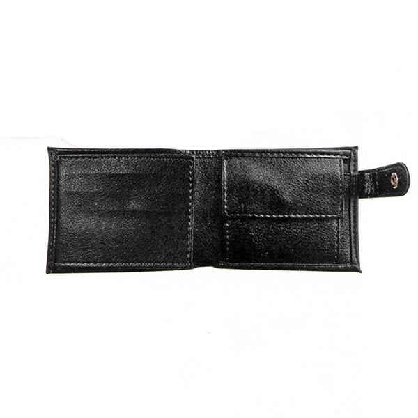 Ανδρικό πορτοφόλι Νο3 (μαύρο)