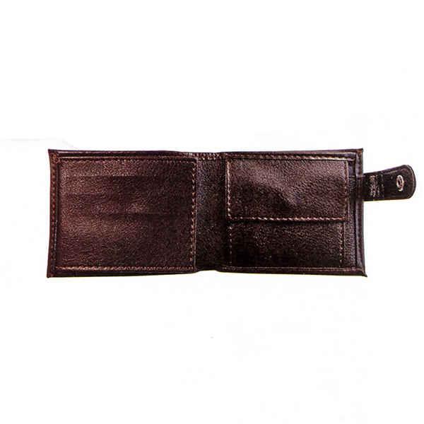 Ανδρικό πορτοφόλι Νο4 (καφέ)
